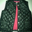 VGC**CARTERS BLACK PUFFER VEST with POCKETS**SIZE 4T