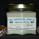 4 oz Soy Candle - Banana Nut Bread