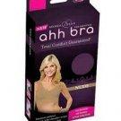 Ahh bra Large by Rhonda Shear(3 in a bag White, Black, Beige)Seamless leisure Ahh Bra