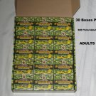 (1) CASE CAMO RED CRACKER ADULT SNAPS - 30 BOXES PER CASE