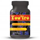 You 'Fro - #1 Hair Regrowth Treatment - 100 Capsules Hair Growth Multivitamin Complex