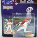 1999 - J D Drew - Action Figures - Starting Lineups - Baseball - Extended - Cardinals - Rookie Slu