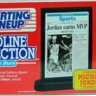 1992 - Michael Jordan - Action Figures - Starting Lineups - Headline - Basketball - Bulls