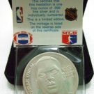 1992 - Enviromint  - Shaquille O'Neal - Silver Coin