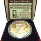 Anfernee Hardaway - The Highland Mint - Bronze Mint - Coin