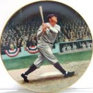 "Babe Ruth - ""The Called Shot"" Baseball Collector's Plate"