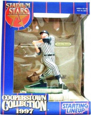 1997 - Mickey Mantle - Starting Lineups - Cooperstown - Stadium Stars -Baseball - Yankees
