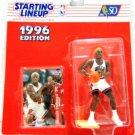 1996 - Dennis Rodman - Orange Hair - Action Figures - Starting Lineups - Basketball - Bulls