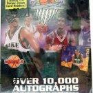 1997 - Wheels - Rookie Thunder - Draft Pick - Basketball Cards