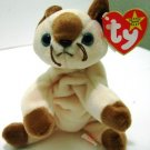 The Original Ty - Beanie Babies - Snip - Kitty Cat - Plush Toys