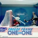 1997 - Patrick Roy / Jaromir Jagr - Action Figures - Starting Lineups - Hockey - One On One