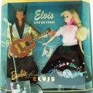 1996 Barbie Loves Elvis Gift Set Collectors Edition