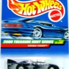 2000 - Double Vision - Mattel - Hot Wheels - Treasure Hunts - #1 of 12