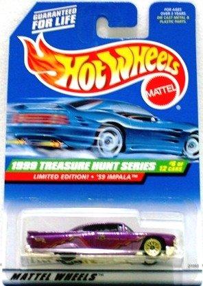 1999 - 59 Impala - Mattel - Hot Wheels - Treasure Hunts - #6 of 12