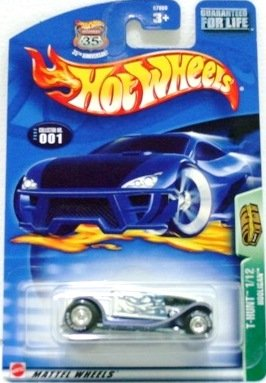 2003 - Hooligan - Hot Wheels - Treasure Hunts - #1 of 12