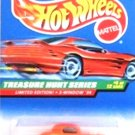 1998 - 3-Window 34 - Hot Wheels - Treasure Hunts - #4 0f 12