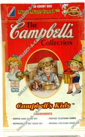 1995 - The Campbell's Soup Collection - Non - Sports Trading Cards