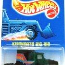 1991 - Kenworth Big Rig - Mattel - Hot Wheels - Collectors #76