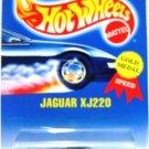 1991 - Jaguar XJ220 - Hot Wheels - Black Interior - Collector #203