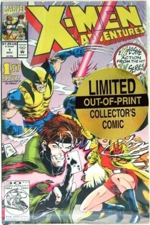 1992 - Marvel - X-Men Adventures - #1 Issue - Comic Books
