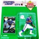 1995 - Marshall Faulk - Action Figures - Starting Lineups - Football - Colts - Rookie Slu