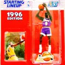 1996 - Sports Action Figures - Starting Lineups - Basketball - Extended Series - Complete Set of 8