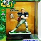 1998 - Troy Aikman - Starting Lineups - Gridiron Greats - Football - Dallas Cowboys