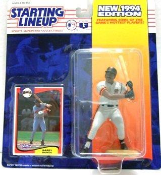 1994 - Barry Bonds - Action Figures - Starting Lineups - Baseball - Giants