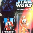 1995 - Luke Skywalker - Action Figures - Star Wars - The Power of the Force - Red Card
