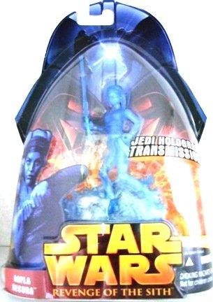 2006 - Aayla Secura #67 - Hologram - Star Wars - Episode III - Revenge of the Sith