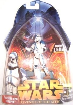 2006 - Vader's Legion #65 - Tactical OPS Trooper (401st) - Star Wars  - Revenge of the Sith