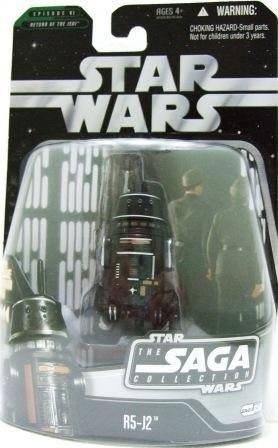 2007- R5-J2 #058 - Action Figures - Star Wars - The Saga 2 Collection