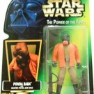 1996 - Ponda Baba - Action Figures - Star Wars -The Power of the Force - Green Card