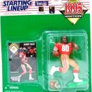 1995 - Jerry Rice - Action Figures - Starting Lineups - Football - 49er's