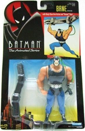 1994 - Bane - Action Figures - Kenner - DC Comics - Batman - The Animated Series
