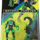 1995 - The Riddler - Blasting Question - Kenner - DC Comics - Batman Forever - Toy Action Figure