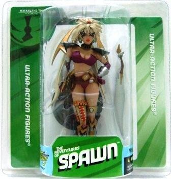 2006 - Tiffany - Villain - Action Figures - McFarlane Toys - Spawn