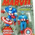 1993 - Captain America - Action Figures - Toy Biz - Marvel Super Heroes