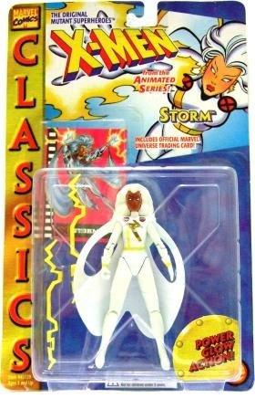 1995 - Storm - Action Figures - Toy Biz -  Marvel Comics - X-Men