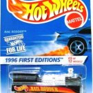 1996 - Hot Wheels - Rail Rodder - First Editions # 5 - Collector # 370