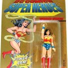 1989 - Wonder Woman - Toy Action Figures - Toy Biz - DC Comics Super Heroes