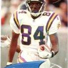 1998 - Randy Moss - Edge - Odyssey  - Rookie Card #80