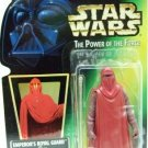 1997 - Emperor's Royal Guard - Action Figures - Star Wars - The Power of the Force - Green Card