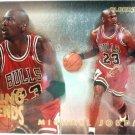 1993/94 - Michael Jordan - Fleer - Living  Legends - #4