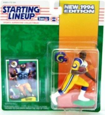1994 - Jerome Bettis - Action Figures - Starting Lineups - Football - Rams