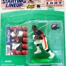 1997 - Terrell Davis - Action Figures - Starting Lineups - Football - Broncos