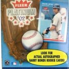 2002 - Fleer - Platinum - Major League Baseball - Sports Cards
