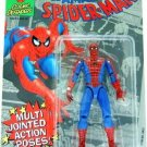 1992 - Spiderman - Toy Biz - Marvel Super Heroes - The Amazing Spider-Man - Multi Jointed