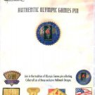 1896-1996 - Centennial - Hallmark - Atlanta - Olympic Games Pin - #5
