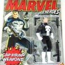 1993 - The Punisher - Action Figures - Toy Biz - Marvel Super Heroes - Cap Firing Weapons
